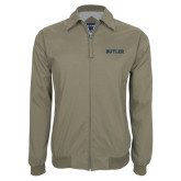 Khaki Players Jacket-Butler