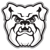 Extra Large Magnet-Bulldog Head, 18 inches tall