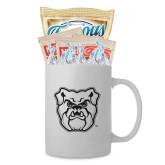 Cookies N Cocoa Gift Mug-Bulldog Head