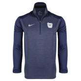 NIKE Navy Coaches 1/4 Zip-