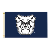 3 ft x 5 ft Flag-Bulldog Head