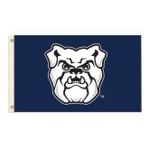 3 ft x 5 ft Flag-Bulldog Head