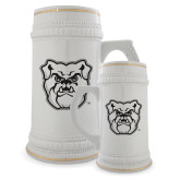 Full Color Decorative Ceramic Mug 22oz-Bulldog Head