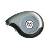Silver Raindrop 10 Ft. Tape Measure-Bulldog Head