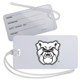 Luggage Tag-Bulldog Head
