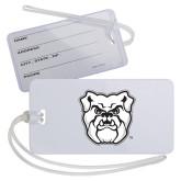 Luggage Tag-Bulldog Head