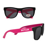 Black/Hot Pink Sunglasses-Butler