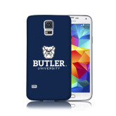 Galaxy S5 Phone Case-Butler University Stacked Bulldog Head