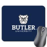 Full Color Mousepad-Butler University Stacked Bulldog Head