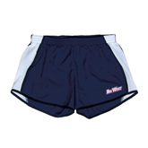 Ladies Navy/White Team Short-