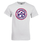 White T Shirt-Womens Soccer Tournament 2013