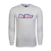 White Long Sleeve T Shirt-