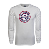 White Long Sleeve T Shirt-Womens Soccer Tournament 2013
