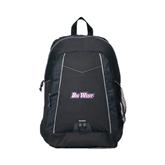 Impulse Black Backpack-