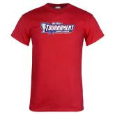 Red T Shirt-Big West Tournament 2017 Womens Soccer