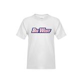 Youth White T Shirt-
