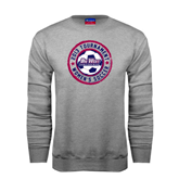 Champion Grey Fleece Crew-Womens Soccer Tournament 2013