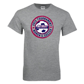 Sport Grey T-Shirt-Womens Soccer Tournament 2013