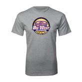 Grey T Shirt-Basketball Tournament 2015