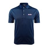 Navy Dry Mesh Polo-