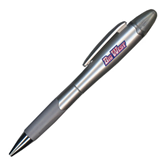 Silver/Silver Blossom Pen/Highlighter-