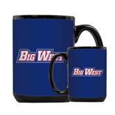 Full Color Black Mug 15oz-