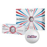 Callaway Supersoft Golf Balls 12/pkg-