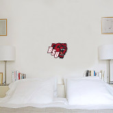 1 ft x 1 ft Fan WallSkinz-BSU w/ Bear Head