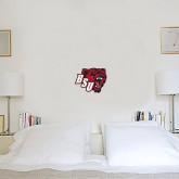 1 ft x 1 ft Fan WallSkinz-BSU w/ Bear Head