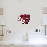2 ft x 2 ft Fan WallSkinz-BSU w/ Bear Head