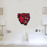 2 ft x 2 ft Fan WallSkinz-Bear Head