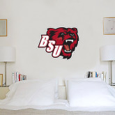 3 ft x 3 ft Fan WallSkinz-BSU w/ Bear Head