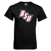 Black T Shirt-BSU