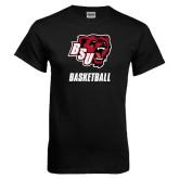 Black T Shirt-Basketball