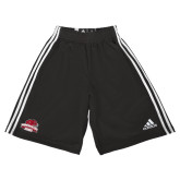 Adidas Climalite Black Practice Short-Primary Mark