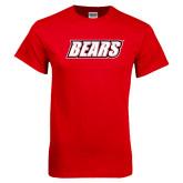 Red T Shirt-Bears