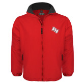 Red Survivor Jacket-BSU