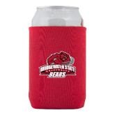 Collapsible Red Can Holder-Primary Mark