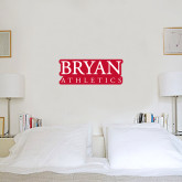 1 ft x 2 ft Fan WallSkinz-Bryan Athletics Stacked
