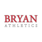 Small Decal-Bryan Athletics Stacked, 6 in wide