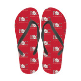 Full Color Flip Flops-Primary Mark Tone