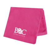 Pink Beach Towel-Primary Mark