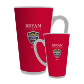 Full Color Latte Mug 17oz-Bryan Fishing Champions