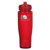 Spectrum Red Sport Bottle 28oz-Primary Mark Tone