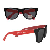 Red Sunglasses-Bryan Athletics Flat