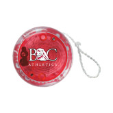 Light Up Red YoYo-Primary Mark Tone