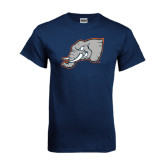 Navy T Shirt-Alternate Head