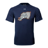 Under Armour Navy Tech Tee-Alternate Head
