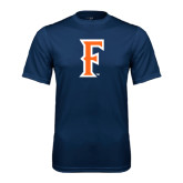 Performance Navy Tee-F