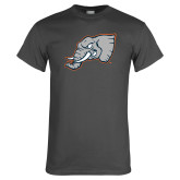 Charcoal T Shirt-Alternate Head